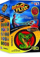 Sports Disc Skullduggery Golf Aero Flixx Deluxe Action One Player Ages 6+ Toy