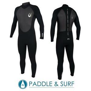 Legacy Mens AXIS 3/2 Wetsuit Full Length Neoprene Steamer Surf Kayak SUP Swim