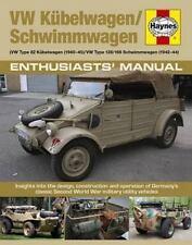 VW Kubelwagen/Schwimmwagen (VW Type 82 Kubelwagen (1940-45) / VW Type 128/166 Sc