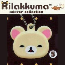 Bandai San-X Rilakkuma Mirror Collection Swing Gashapon Korilakkuma - No.5