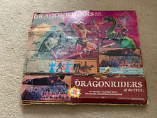 Vintage Dragonriders of the Styx Playset Near Complete D&D