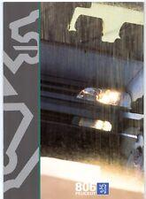 Peugeot 806 1995-96 UK Market Sales Brochure SV SR SL 2.0 1.9TD