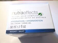 Avon Nutra Effects Hydration Daily Day SPF15 Night gel cream Sensitive 1.7 oz
