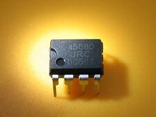 OPV JRC4558D,  DIP8,  Low Noise Operationsverstärker  4 Stück