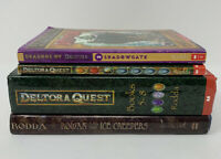 DeltoraQuest Special Edition Books 5-8 By Emily Rodda-Hardcover Rowan Lot of 4