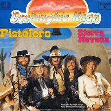 "Dschinghis Khan + 7"" Single + Pistolero"