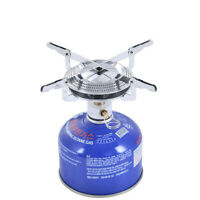 Mini Outdoor Picnic-Gas BBQ Stove Portable Bag Backpack Burner Camping Hiking