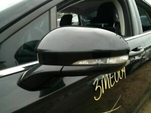 Driver Side View Mirror Power With Removable Cover Fits 13-14 FUSION 3759985