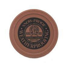 Snow Proof Leather Weather Proofing Paste 3 Oz