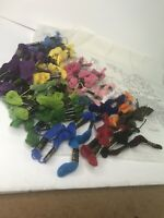 Janlynn Embroidery Floss Thread 8mm mix Lot of 59 Skeins Canvas Peacock Roses