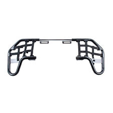 Tusk Comp Series Nerf Bars Black With Black Webbing - Z400 QUADSPORT 2003-2008