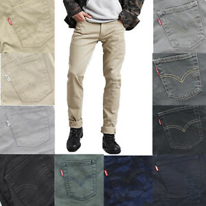 Levis Boys Youth Kids 511 Slim Fit 5 Pocket Denim Blue Jeans Pants