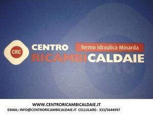 GRUPPO ACQUA RICAMBIO CALDAIE ORIGINALE JUNKERS CODICE: CRC87070025320