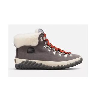 Sorel Out N About™ Plus Conquest Quarry Grey Boots