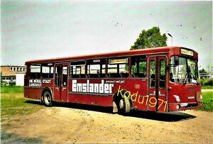 M81) Bus Foto Magirus Deutz L117. Landshut. Bahnbus. DB 22-222.  6.7.1989