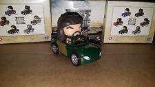 Caltex Justice League Cars AQUAMAN  Mini Car and Figure DC