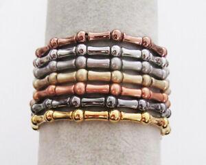 Set of 7 Lia Sophia Jewelry Multiplicity Bracelet  RV$88