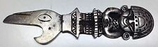 Sterling Silver Peruvian Traditional Inca Can Opener Peru