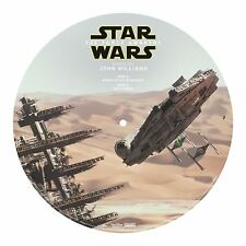 Star Wars The Force Awakens Soundtrack Picture Disk Vinyl LP Record RSD New