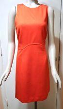 d4d64790da0ea3 Trina Turk Sleeveless May Sheath Dress Lady Bug (coral) Size 14