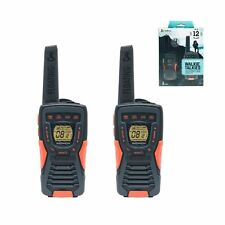 Cobra AM1035 Waterpoof Floating Walkie Talkie Radios Pair Set 12km Long Range