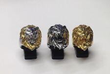 GRANDE lucidate LION RING 24 G