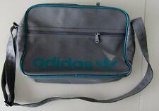COOL:  ADIDAS OLD SCHOOL VINTAGE Tasche Sporttasche Umhängetaschen! Grau!