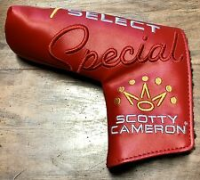 Scotty Cameron 2020 Special Select Putter Headcover - BRAND NEW - 100% Authentic