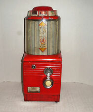 VINTAGE NORTHWESTERN 10 COLUMN 1 CENT TAB GUM AND CANDY MACHINE 1950s(?)