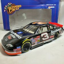 NASCAR Dale Earnhardt Goodwrench 2002 Chevrolet Monte Carlo 1:18 Winners Circle