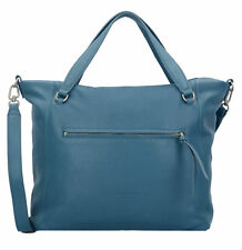 Liebeskind BoweryF8 Handle Bag Handbag Ladies Leather 32 cm (denim blue)