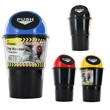 Set of 12X Car Trash Garbage Mini Can Holder Ashtray Case for Car's Cup holder
