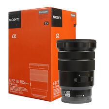 Sony E PZ 18-105mm f/4 G OSS Lens SELP18105G