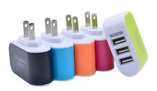 (Fixed Price) 3.1A Triple USB 3 Port Wall USB Charger Adapter for All Cellphones