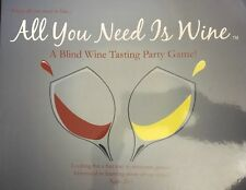 All You Need Is Wine : A Blind Wine Tasting Party Game!