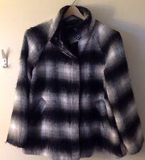 Women's Large Me Jane Med Wool Coat