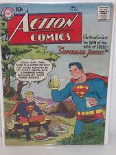 ACTION COMICS #232 - 1st Curt Swan Cover - VG - Superman Jr CONGO BILL - DC '57