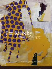 Fachbuch Per Kirkeby Paintings 1957-1977 Werkverzeichnis Standardwerk OVP