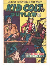 Kid Colt Outlaw  No.41   :: The Night Riders ::     :: Australian Copy ::