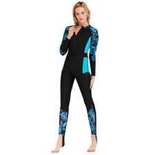 2020 Donne Costumi da bagno Full Body Muta Surf Nuoto Immersione Steamer Costume da bagno 0.5mm