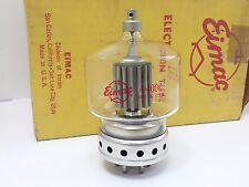 RADIAL BEAM POWER TETRODE ELECTRON TUBE * EIMAC 4-400C / 6775 = PL-6775 (400W)