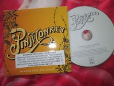 Pinmonkey – Barbed Wire And Roses Promo CD Single