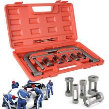 Heavy-duty Valve Spring Compressor C-Clamp Service Kit Automotive Tool + Case US