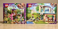 LEGO Friends Bundle 2: 41446 Heartlake City Vet Clinic & 41422 Panda Jungle Tree