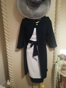 STUNNING MOTHER OF THE BRIDE OUTFIT SIZE 16 NEW WITH TAGS