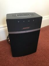 Bose soundtouch 10 Black Speaker Excellent Condition Hardly Used