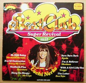 Beatclub Super Revival Uschi Nerke Oldies 60 er Jahre Langspielplatte Arcade
