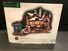 Dept 56 - Dickens Village - Shakespeare'S Birthplace - 58515 - Mib