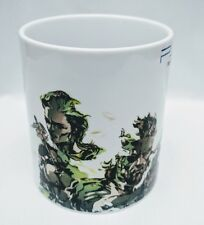 Metal Gear Solid 3 Snake Eater PS2 MGS 3 - Coffee MUG CUP - PlayStation - Gaming