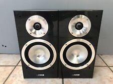 Canton Chrono 502 Lautsprecher Schwarz  Regalboxen